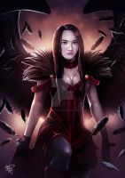 Dark Angel by sham-li