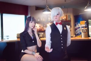 Death Parade - Welcome to Quindecim by Shiroiaisu