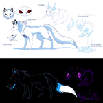 Winter and shadow Ref update by Ash-Dragon-wolf
