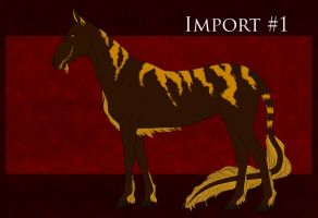 Trioculus Import #1 by Cicebo