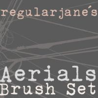 Brush Set Aerials by regularjane