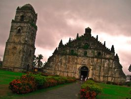 paoay church 6 by glyzkietot