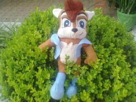 My Sally Acorn Plush by babirox753