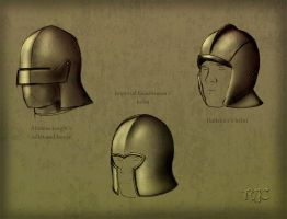 Almann Helms by Milesian27