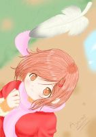 Feather by Ayumi-a