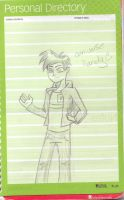 Randy planner sketch by Endeavor4ever