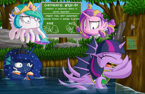 Call Upon the Seapushies by BerryPAWNCH