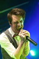Brendon doin his thing by KatKnight