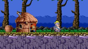 Sonic SatAm Fan game: Knothole Preview by ClassicSonicSatAm