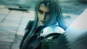 Epic Sephiroth in all his Glory Part 2! by DaikiniSan