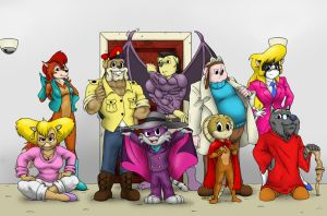 Cloudscratcher-Halloween by LordShmeckie