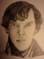 Sherlock Traditional by Xedotic