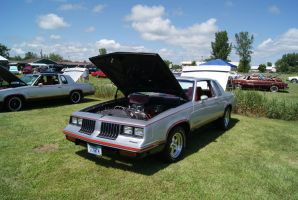 Hurst Oldsmobile 442 by rioross