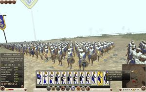 Black Egyptians Mod for Rome: Total War II by DaBrandonSphere