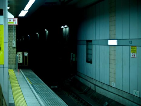 Subway by levi88