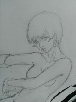 7. old sketches *2014 by JAntF