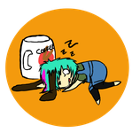 Immune to caffeine by Akitainu96