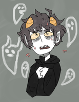 stop bein' such a scaredy kat by yedi0212