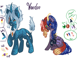 Quick pony adopts 3 CLOSED by Sarahostervig