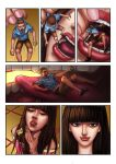 Going Down GoGo's Throat by giantess-fan-comics