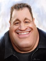 Kevin James by manitwo