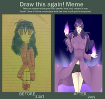 Draw This Again! by cowpig