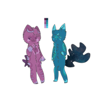 space doges by AQUAMARlNE