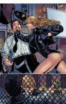 Black Canary Page by Paulo Siqueira Colors by GiuliaPriori