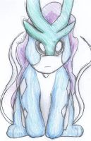 Chibi Suicune by pokefan444