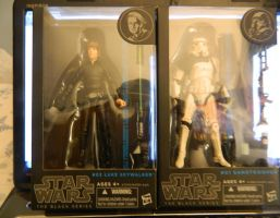 Black Series Pick Ups by Champineography
