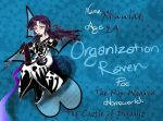 Re: Organization Raven Application by Misstymeeadows