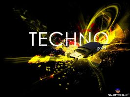 Techno Gold by munchester2cool