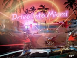 Drive into Miami by pasavign