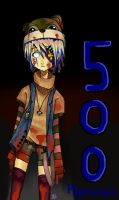 500 Views... by anime-begginer12