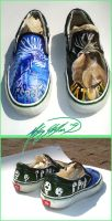Mononoke Vans by firecloud