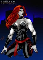 FemFury by Jean Sinclair by THE-Darcsyde