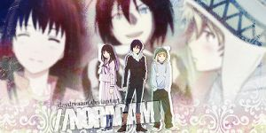 Noragami. by daydreaam