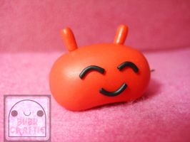 Android 4.1 Jelly Bean Charm by efeeha
