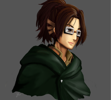 Hanji My Waifu by ShoCulit