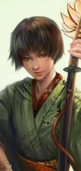 japan of aph detail part by jiuge