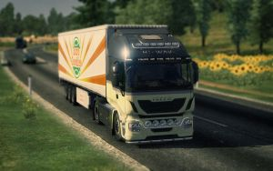 ETS 2 Iveco Highway by mmirkovic