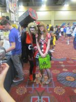 A-Kon '13 - DC Comic by TexConChaser