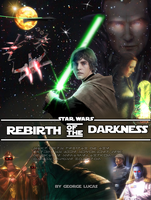 Rebirth of the Darkness poster by DarthDestruktor