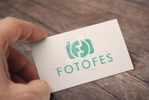 Fotofes Logo Design (a) by snkdesigns