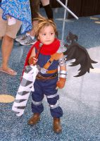 Cloud Strife from Kingdom Hearts by drake12483