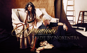 Dramione - Drago Hermione by N0xentra