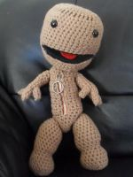 Giant Sackboy by jadeg3