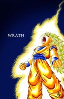 Goku - Wrath by seki-kun