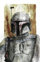 Boba Fett by Devin-Francisco