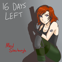 MGS Sketch Fest - 16 Days Left by NaijMizuho